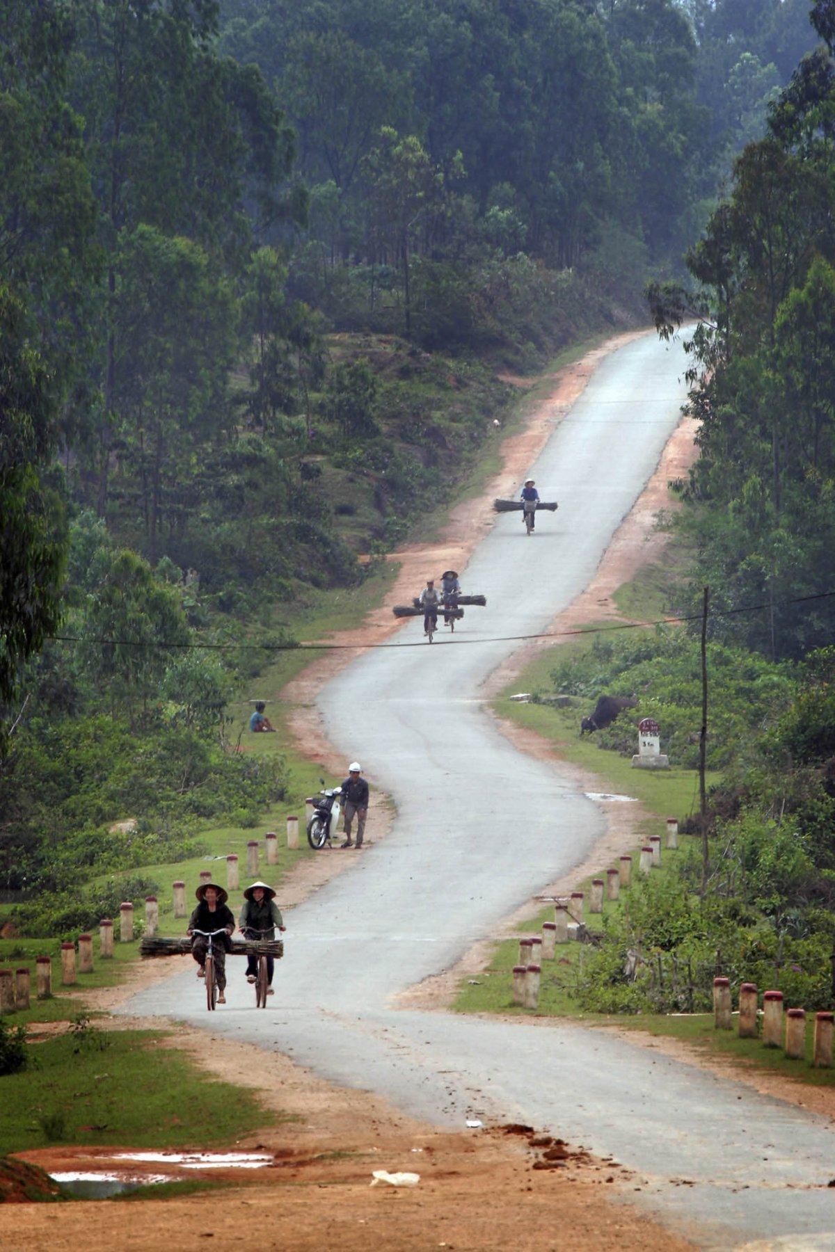 Одни из самых опасных дорог мира