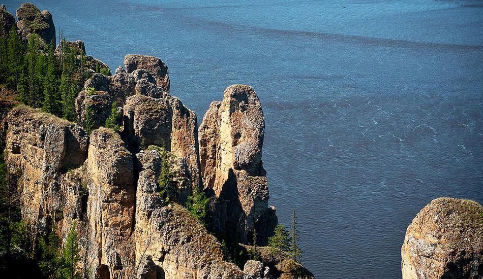 Ленские столбы в Якутии