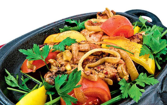 Топ-9 блюд национальной грузинской кухни