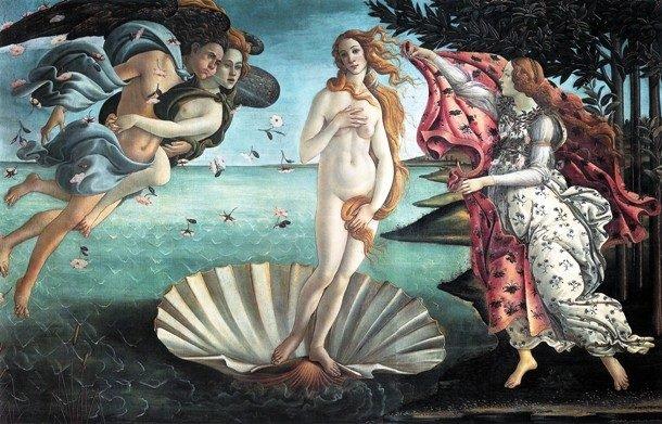 25 самых знаменитых произведений искусства