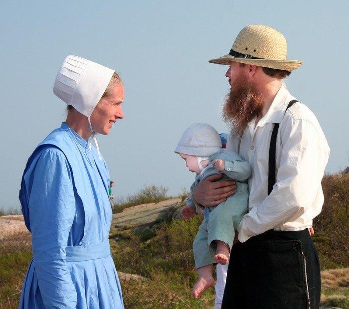 10 непривычных фактов об амишах