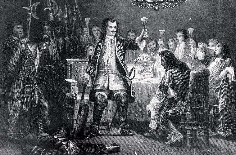 История появления граненого стакана