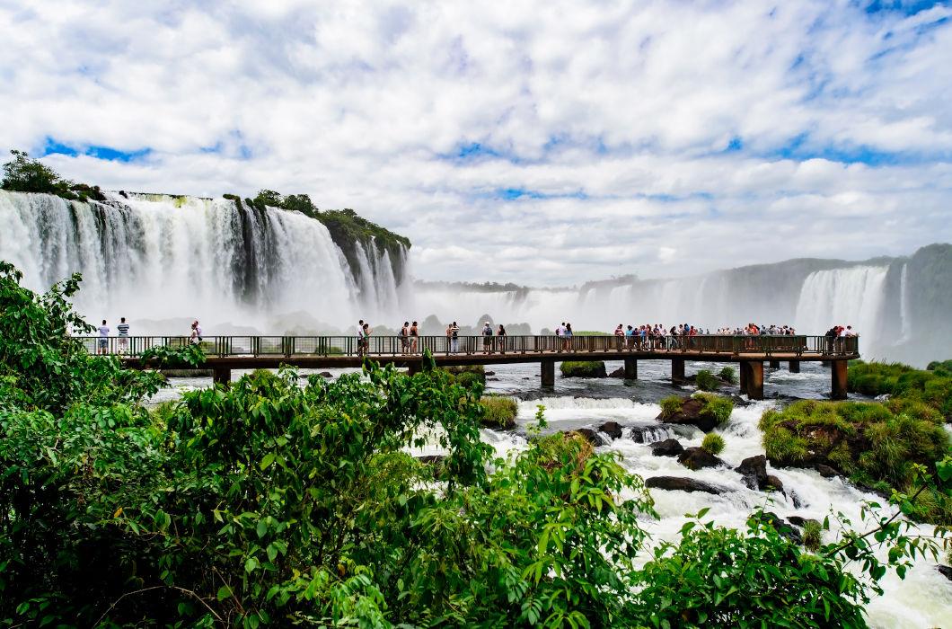 Красоты природы в парках Южной Америки