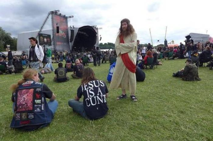 Неповторимая атмосфера музыкальных фестивалей