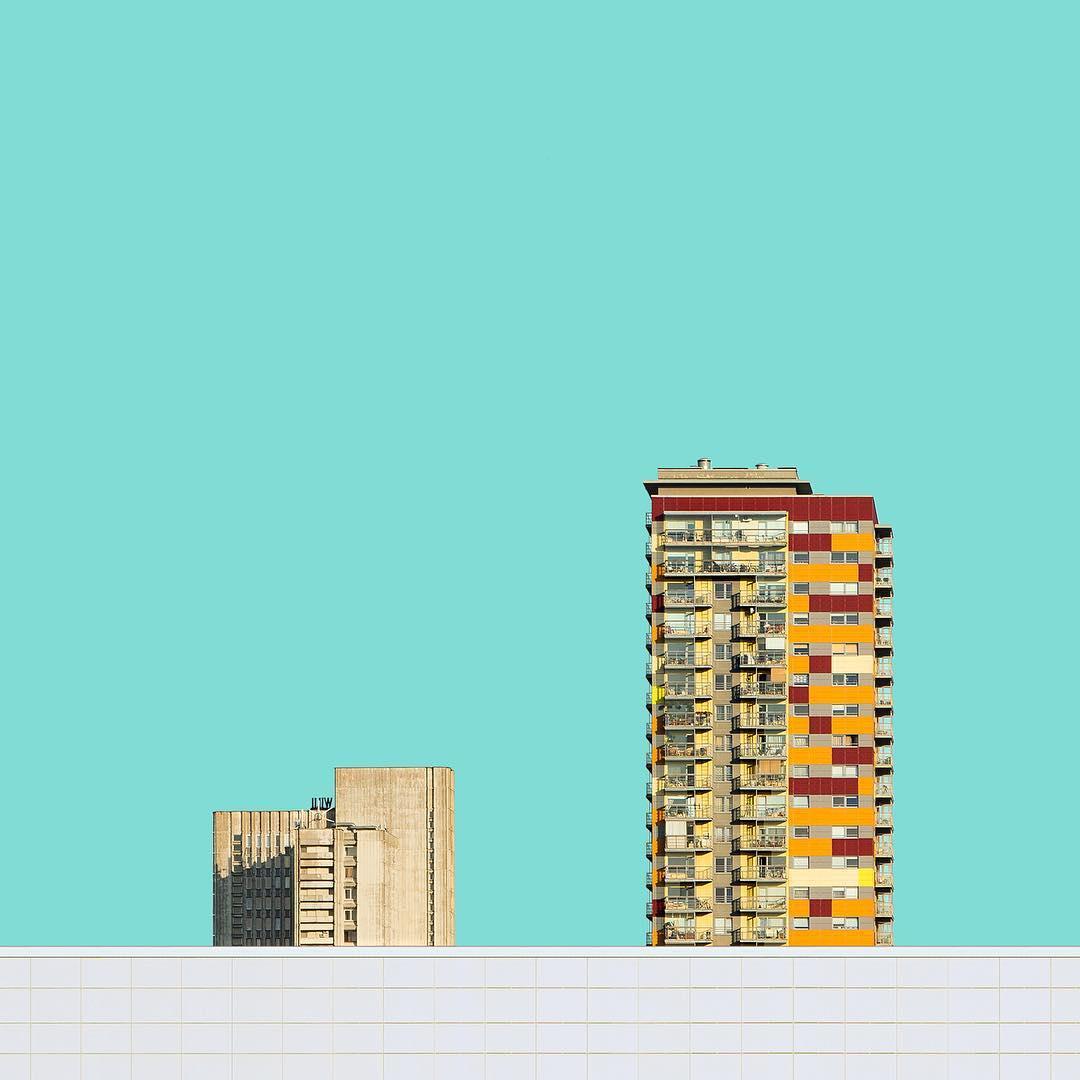 Городские и туристические фотографии от Симаса Лина
