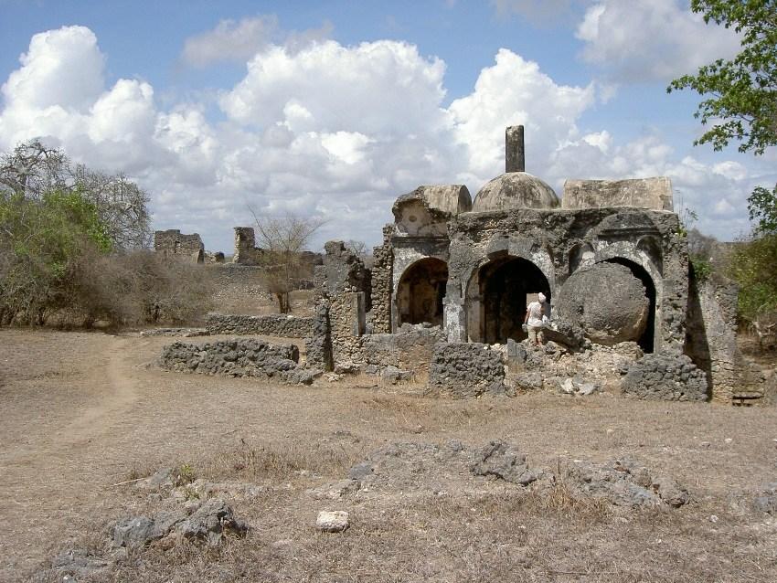 Руины одной из величайших империй в Восточной Африке