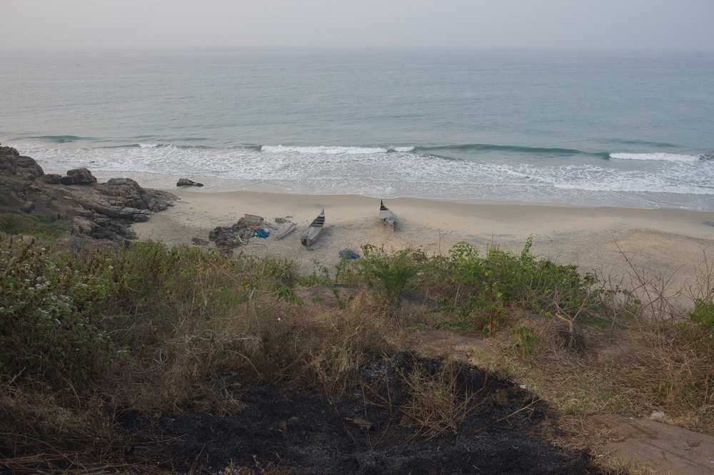 Рыбацкая деревня в Индии в объективе российского фотографа
