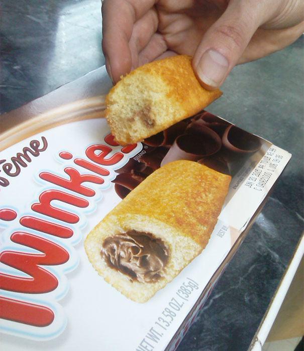 Неожиданные пищевые неудачи в еде