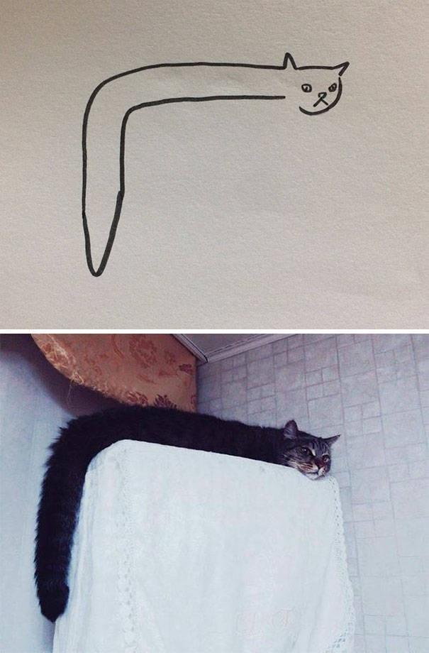 лингвистической я говорю по кошачьи картинка сможете вы