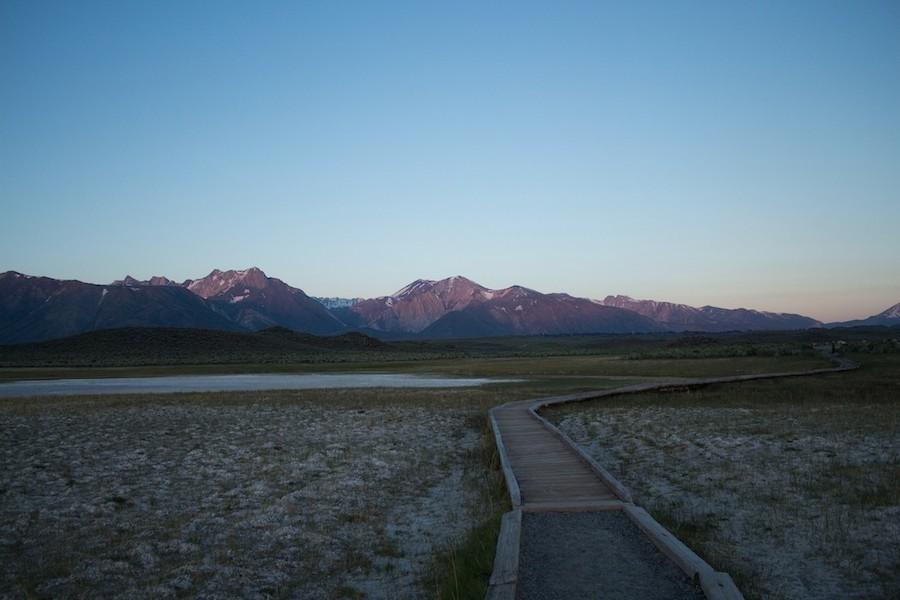 Путешествие американского фотографа по Сьерра-Неваде