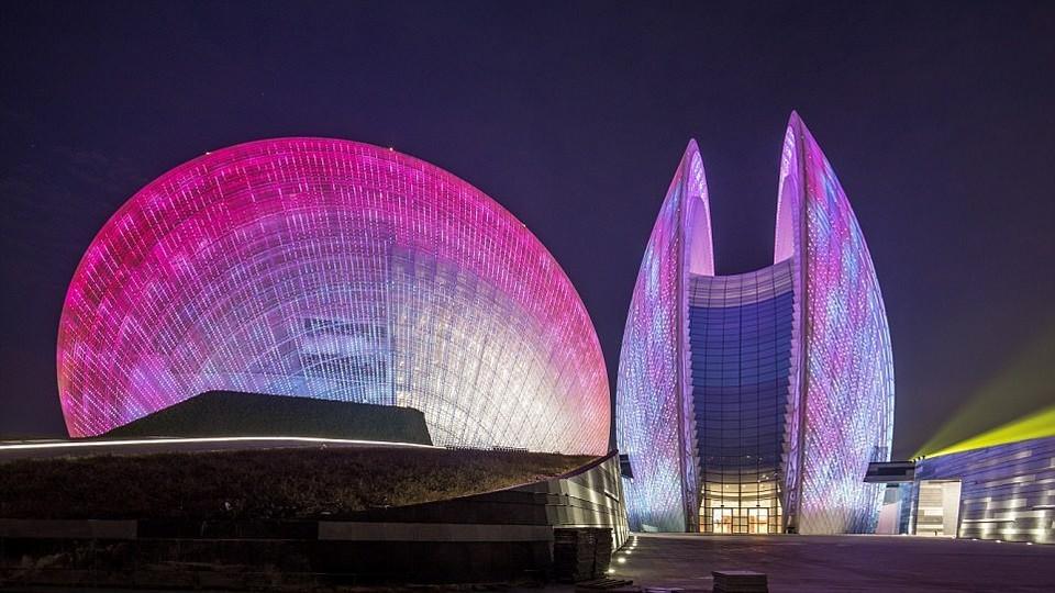 Шорт-лист конкурса архитектурных проектов World Architecture Festival