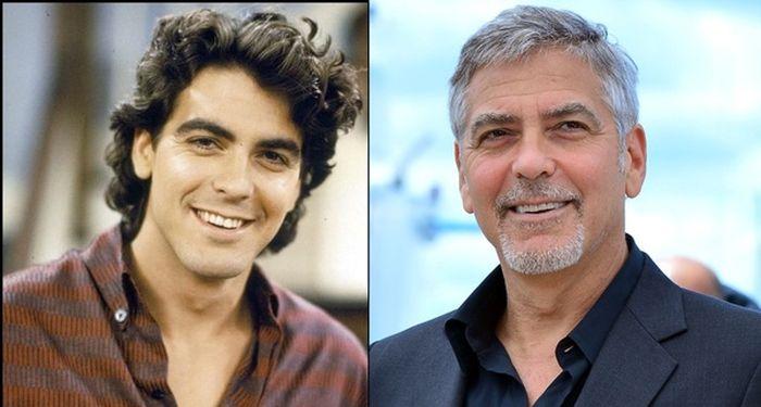 Известные актеры в молодости и сейчас