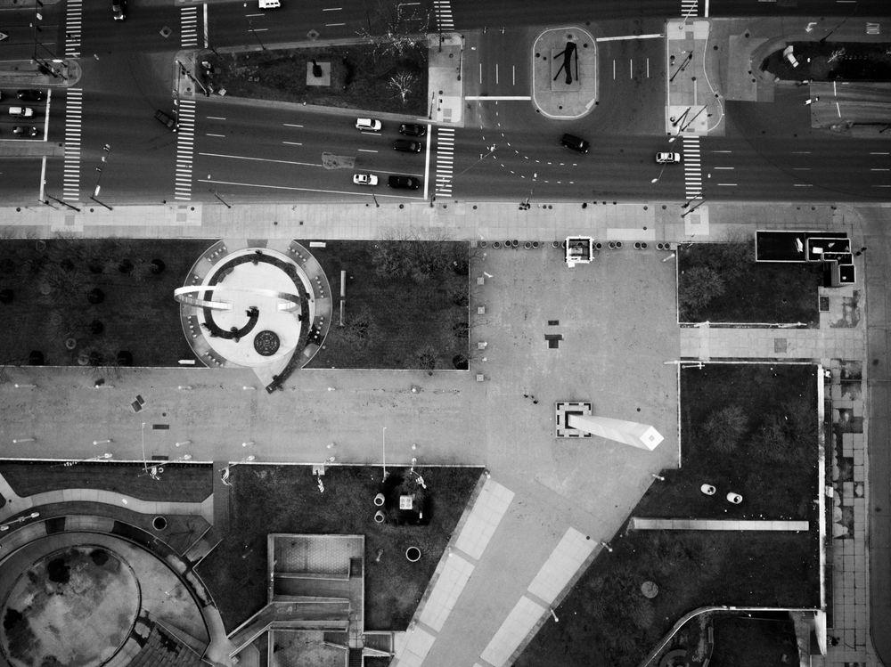 Детройт в объективе Брайан Дэя