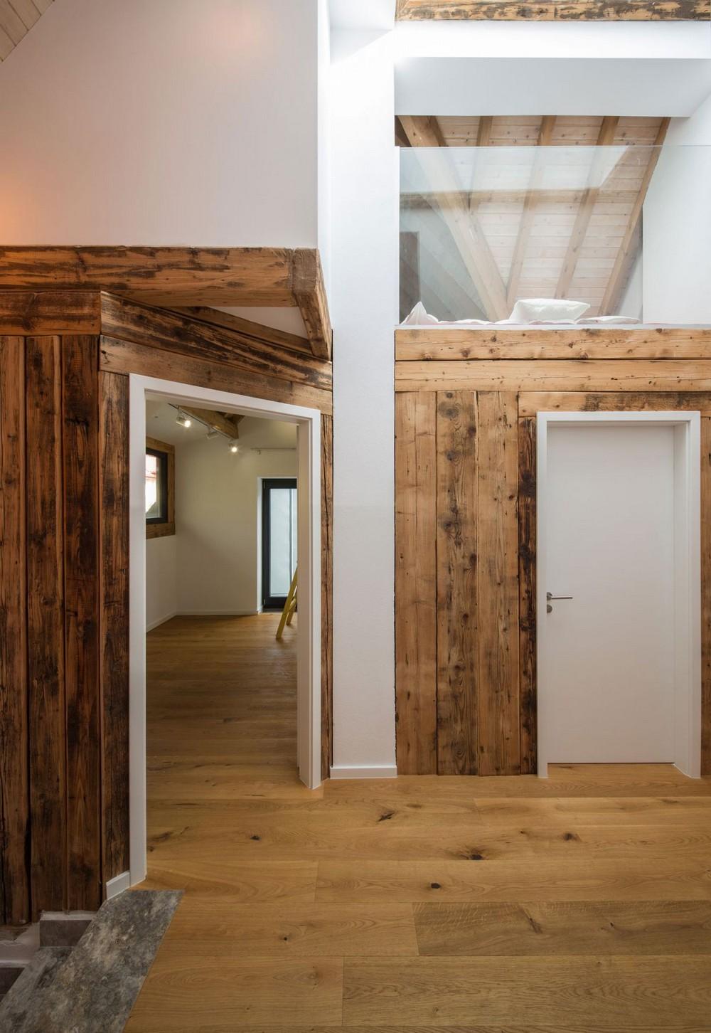 Реконструкция частного дома в Румынии
