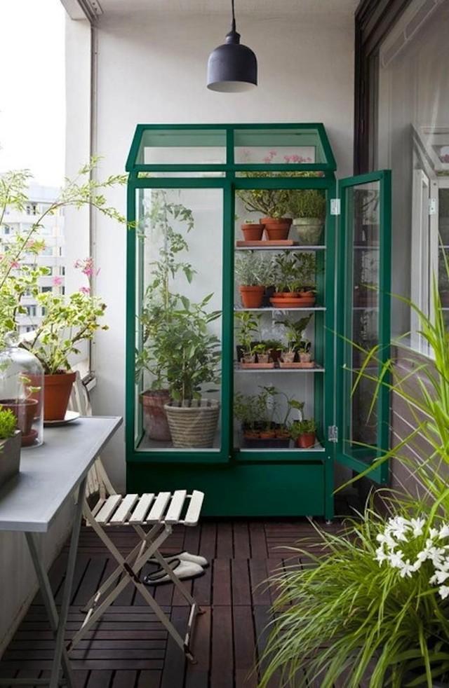 15 примеров оформления маленьких балконов