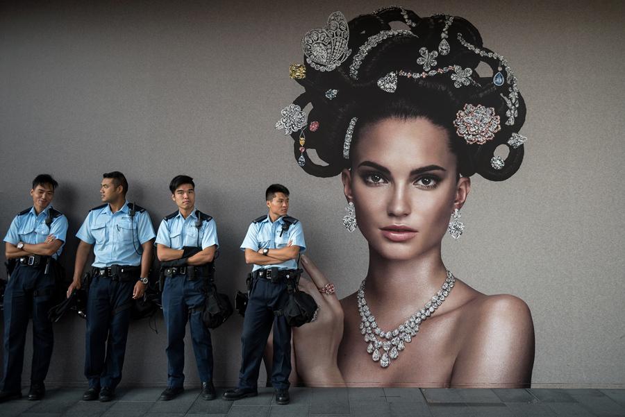 Как живет современный Гонконг в фотографиях