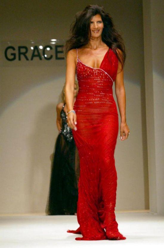 Итальянская актриса Памела Прати выглядит гораздо моложе своих лет