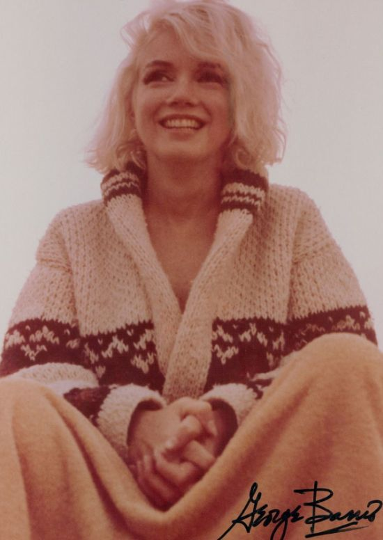 Малоизвестные снимки из одной из последних фотосессий Мэрилин Монро