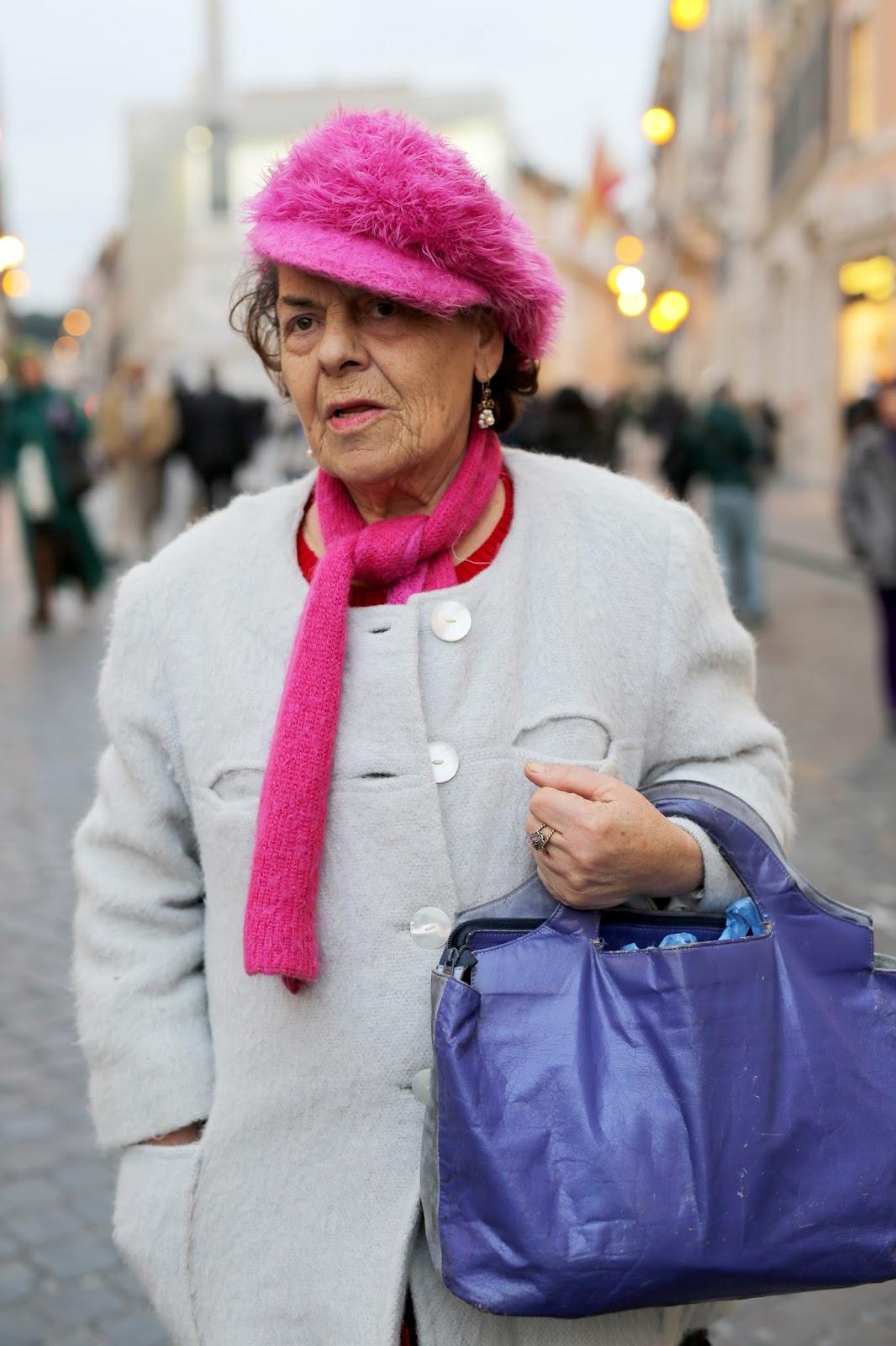 Стильные пожилые люди мира от Ари Сет Коэна