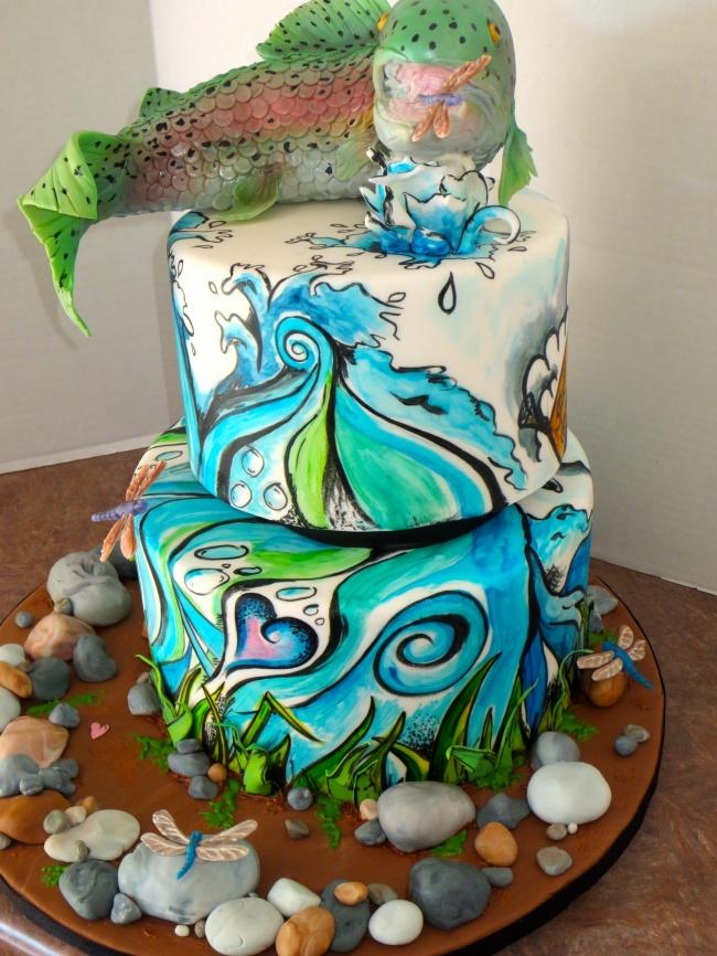18 тортов, которые слишком круты, чтобы их съели