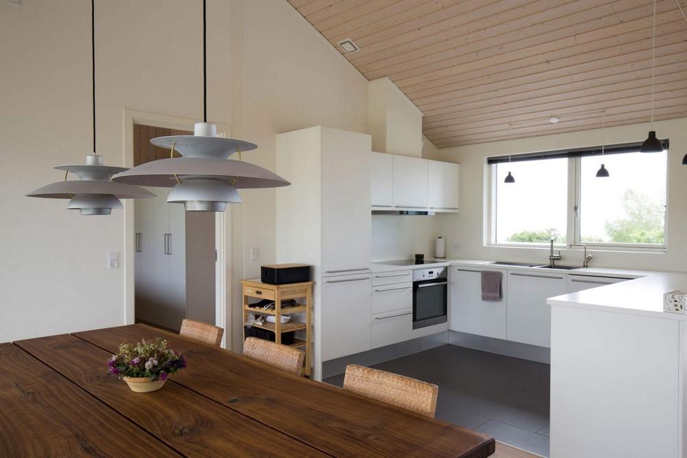 Современный летний дом в Дании