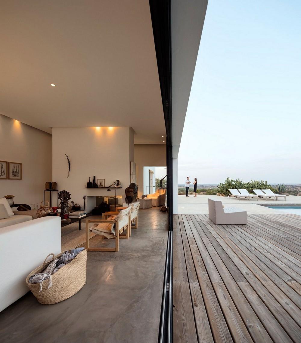 Частный дом в португальском поселке