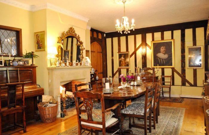 Дом Гарри Поттера выставлен на продажу