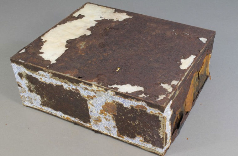 В Антарктиде обнаружили фруктовый пирог, пролежавший там более 100 лет
