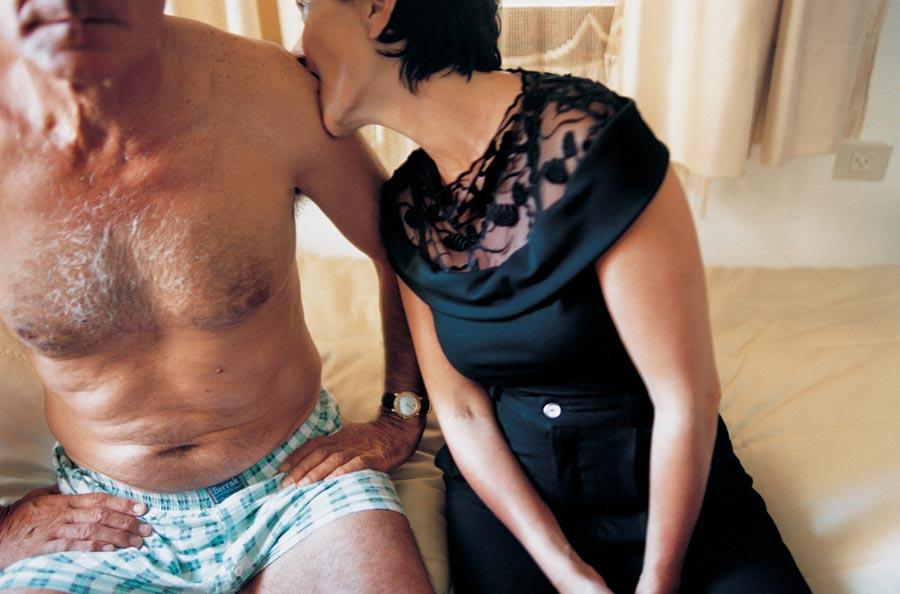Интимные моменты в фотографиях Элинор Каруччи