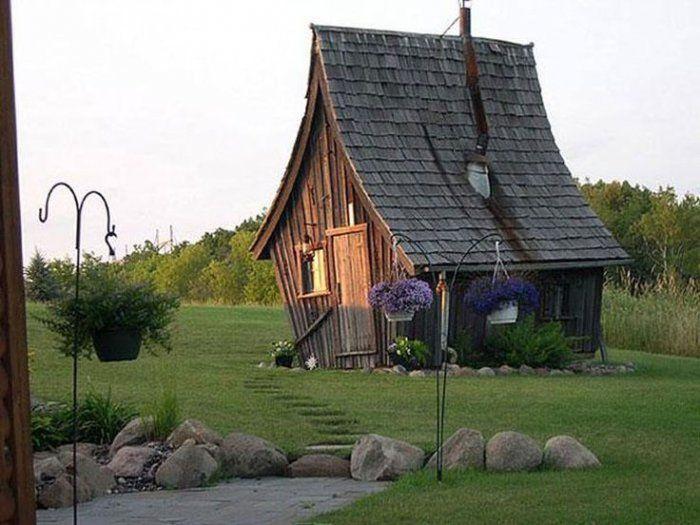 Самые необычные дома со всего мира