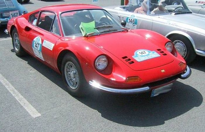 Как менялись автомобили Ferrari с годами