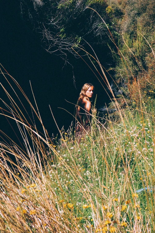 Девушки на фотографиях Теренса Коннорса