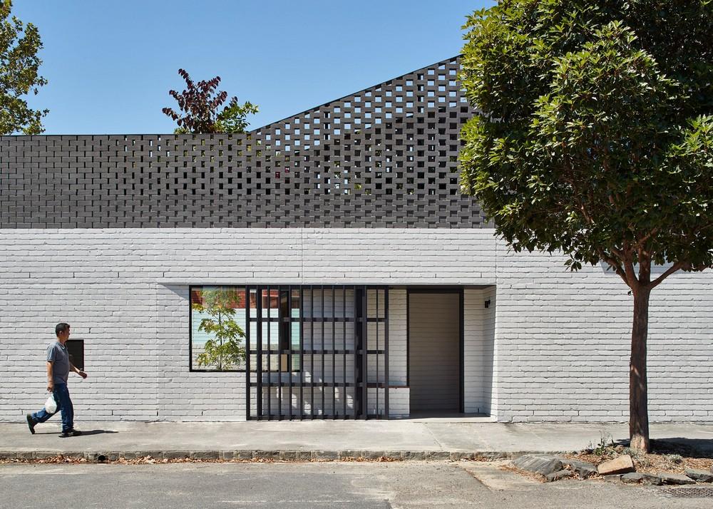 Расширение старого дома в Австралии