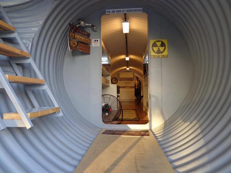 Американцы массово строят персональные ядерные бункеры