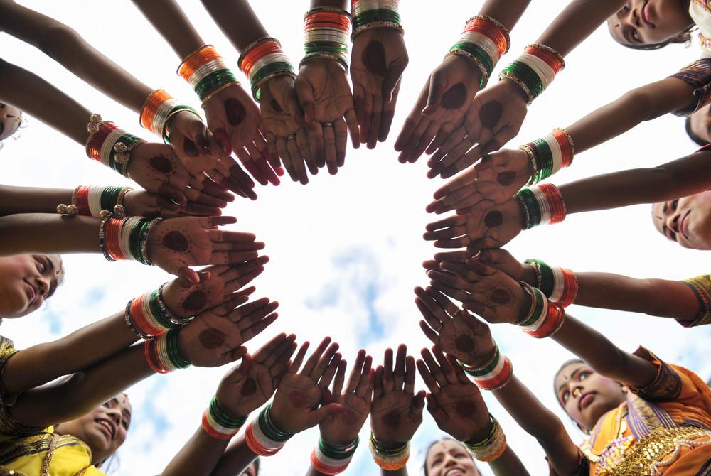 День независимости Индии 2017