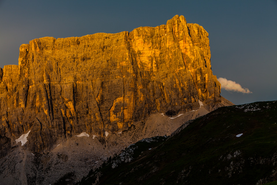 Доломитовые Альпы в разное время года от польского фотографа