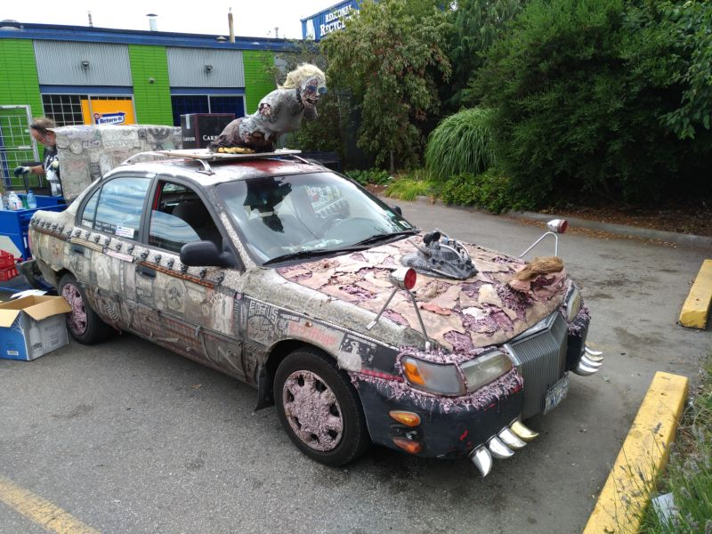 Адский тюнинг автомобиля