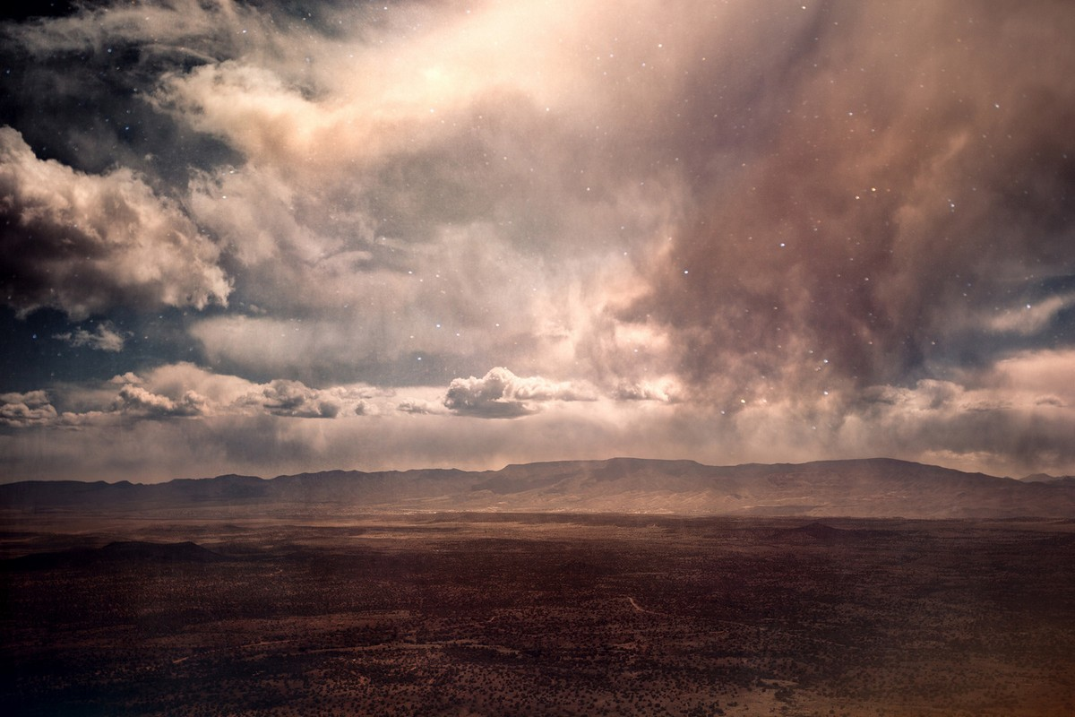 Атмосферные фотографии от Коула Райза