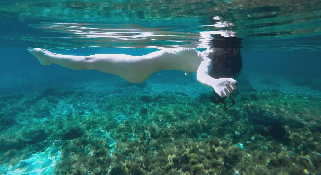 Голые путешественницы Италии в Instagram