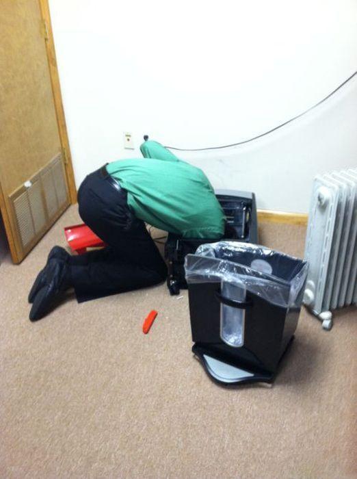 Неприятности случаются: трудности на работе