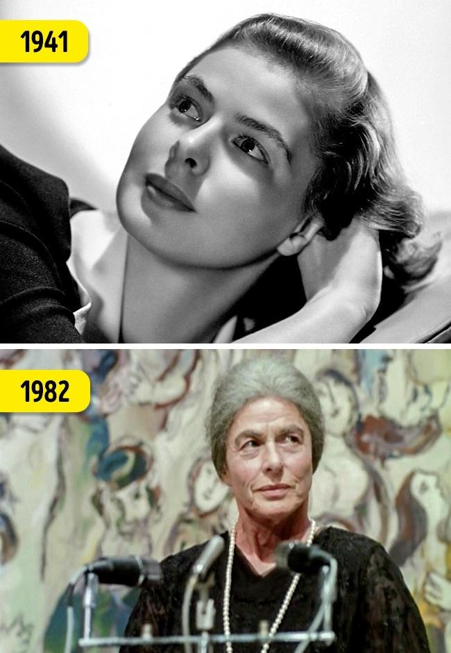 11 последних ролей легенд Голливуда