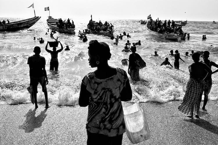 Лучшие работы фотоконкурса в черно-белом цвете MonoVisions 2017