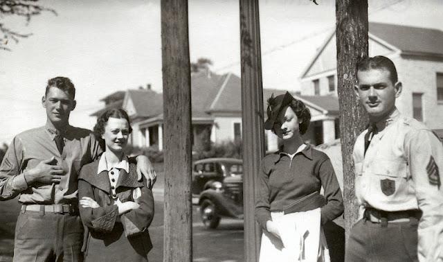 Студенческая жизнь в 1930-х