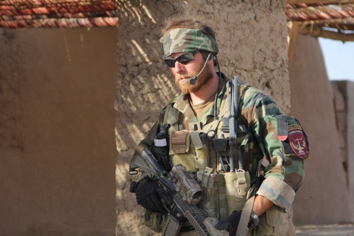 Военнослужащие подразделений спецназа США