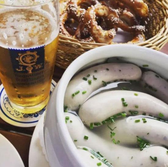 14 странных блюд немецкой кухни