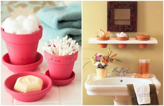 15 идей для порядка в ванной комнате