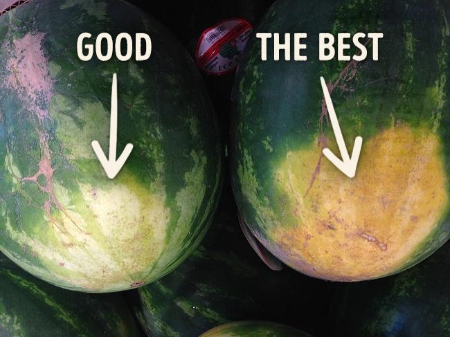 Как правильно выбрать идеальный арбуз