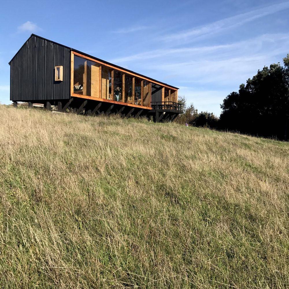 Домик для загородного отдыха в Чили
