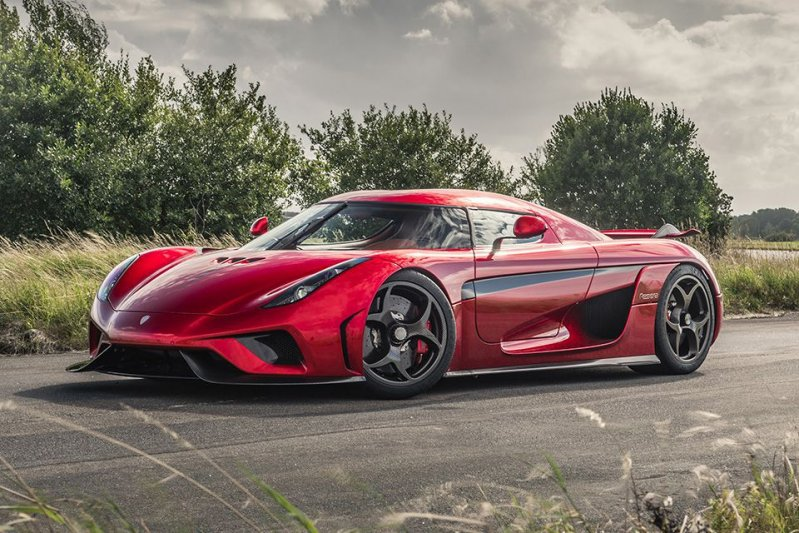Какой расход топлива у самых быстрых автомобилей