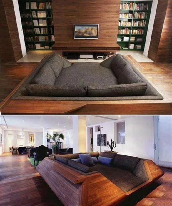 Креативные решения для дома мечты